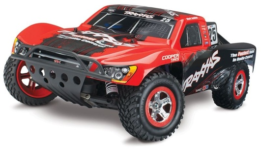 TRAXXAS Nitro-Slash RTR 1/10 2.4GHz Mark Jenkins Edition