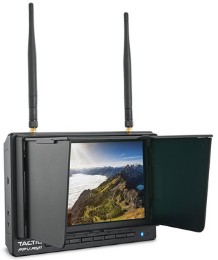 Tactic Dronview FPV-RM1 7 1024x600 Monitor/5.8GHz