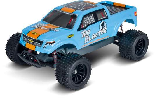 The Blaster FE 2.4 GHz 100% RTR 1:10