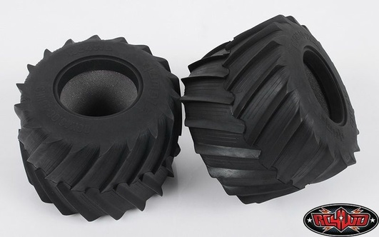 The Rumble Monster Truck Racing Tires