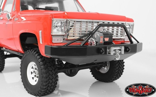 Tough Armor Front Winch Bumper for Chevy Blazer / TF2