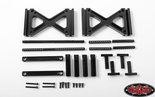 Universal Body Mounting Kit for TF2 SWB