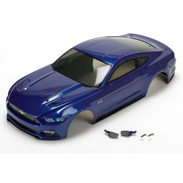 Vaterra 2015 Ford Mustang Body Set lackiert