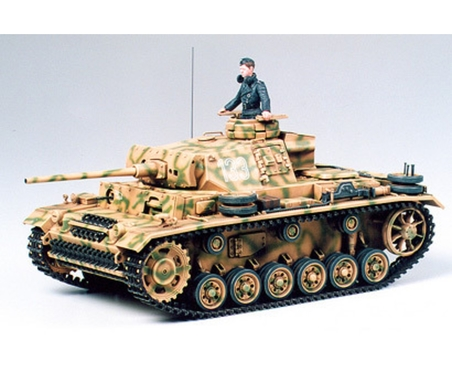 WWII Dt. PzKpfw. III Ausf.L (1) 1:35