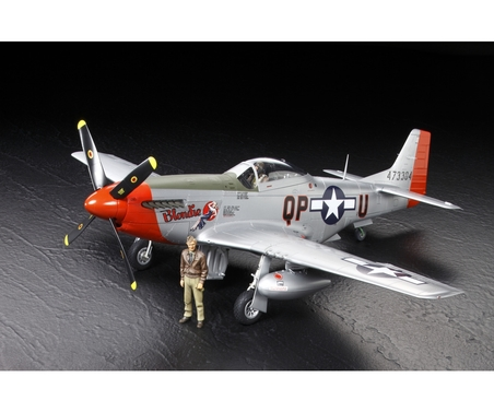 WWII North American P-51D Mustang 1:32