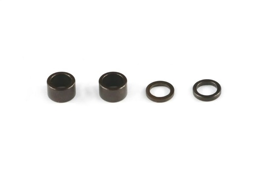 Wheelaxle spacer FR/RR SDX (2+2)