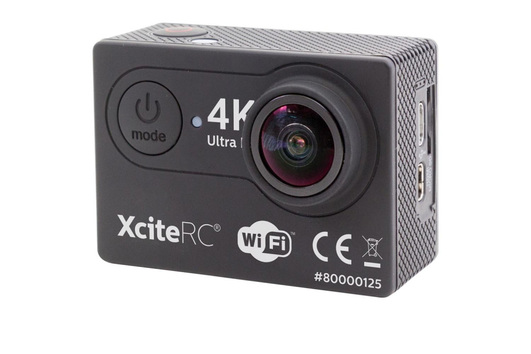 XciteRC 4K UHD WiFi Action-Cam