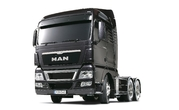 1:14 RC LKW MAN TGX 26.540 Gun Metal Edition