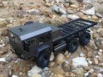 AMXrock Truck Heavy Metal No.6 Scaled Body Metal