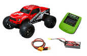 CEN Reeper Monster Truck 1/7 Brushless X-Mas Combo