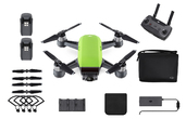 "DJI Spark Fly More Combo Mini-Quadcopter ""Wiesengrün"""