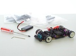 JR128-R01 2WD-PRO-RC-Car-Kit-no-charger-
