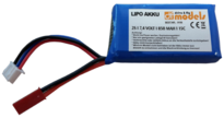 LiPo Pack 850mah 7.4V Sky Watcher 3 DF