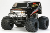 Lunch Box Black Edition 1:12 2WD Kit