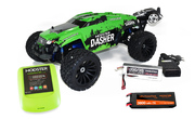 MODSTER DASHER Brushless Monstertruck RTR 4WD 1:8 Super Combo