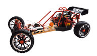 Pitbull 1:5 Vollmetall 4WD AMX Racing