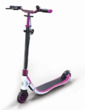 Scooter ONE NL 125 DELUXE Titanium - Purple -White