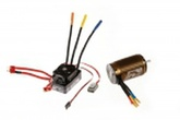 Speed controller DS8 WP-120A - BL 2490 motor