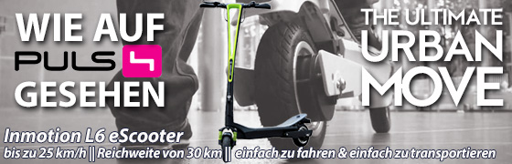 Inmotion L6 eScooter