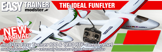 Modster Easy Trainer || the ideal funflyer